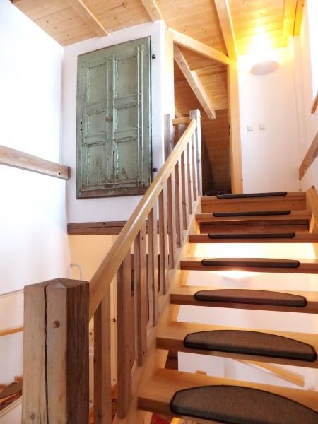 Treppenaufgang Tür das ferien zuhause domizil via