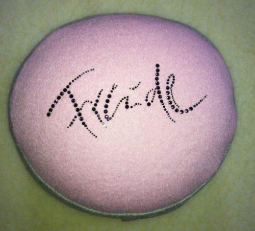 Meditationskissen - Freude