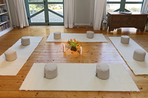 Seminarraum Meditationskreis - web